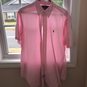 Ralph Lauren polo dress shirt